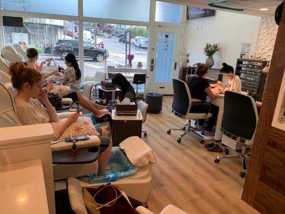 H Polish Nails - Nail salon 94118